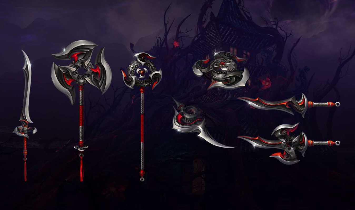Blade & Soul: Новое подземелье Ice Jade Palace of Grief