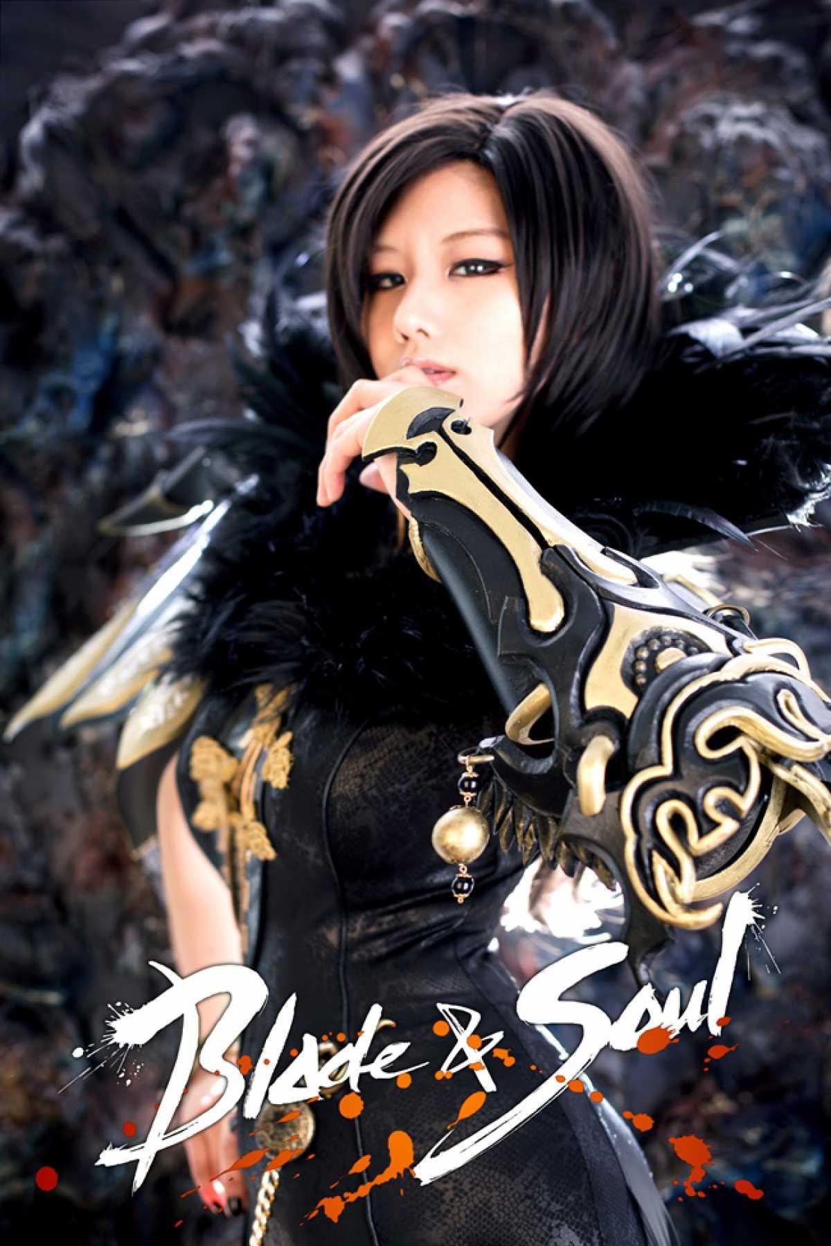 Косплей недели: Blade & Soul и злодейка Jin Seo Yeon