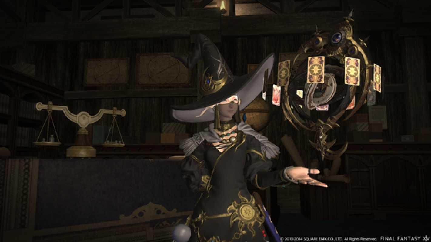 Final Fantasy XIV - Встречаем новую расу и новые профессии