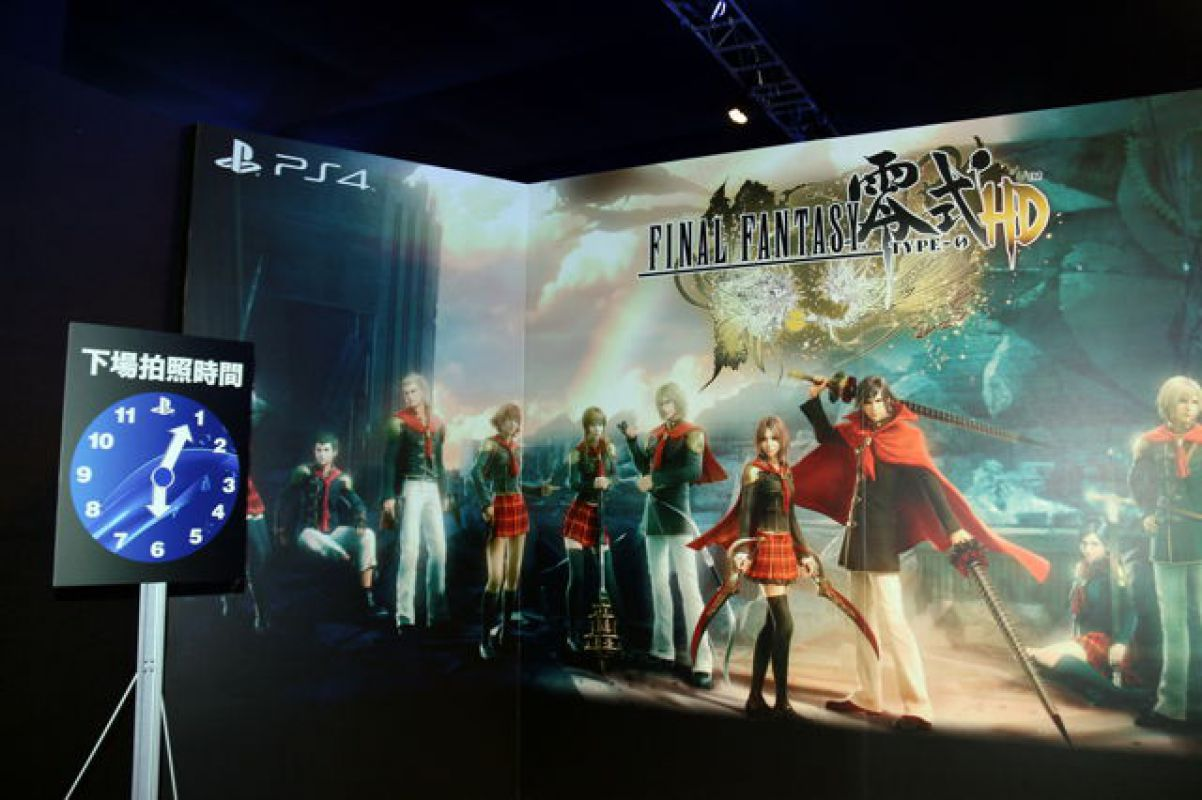 Игровая выставка Taipei Game Show 2015 - День 1