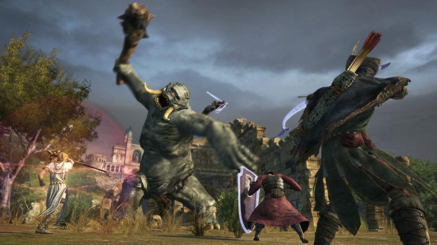 Игроки пытаются возродить MMORPG Dragon's Dogma Online