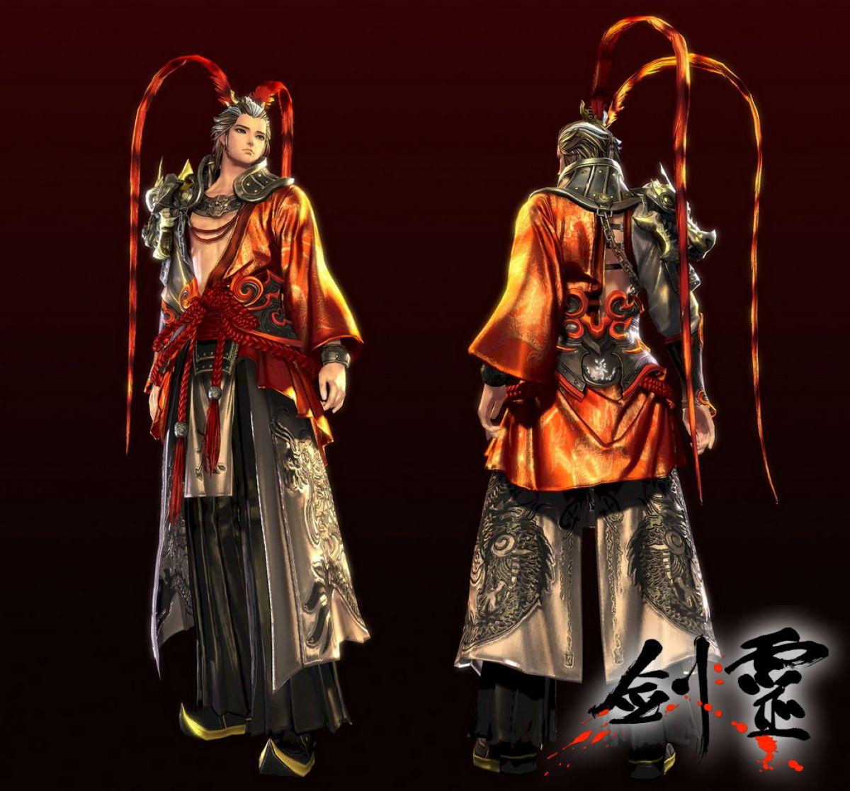 Blade and Soul - И вновь смотрим на новые костюмы