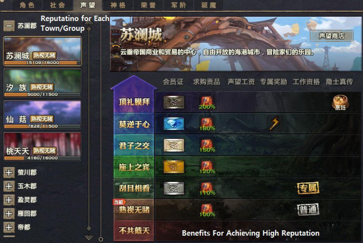 Revelation - Обзор игры в преддверии китайского ОБТ. Часть 3
