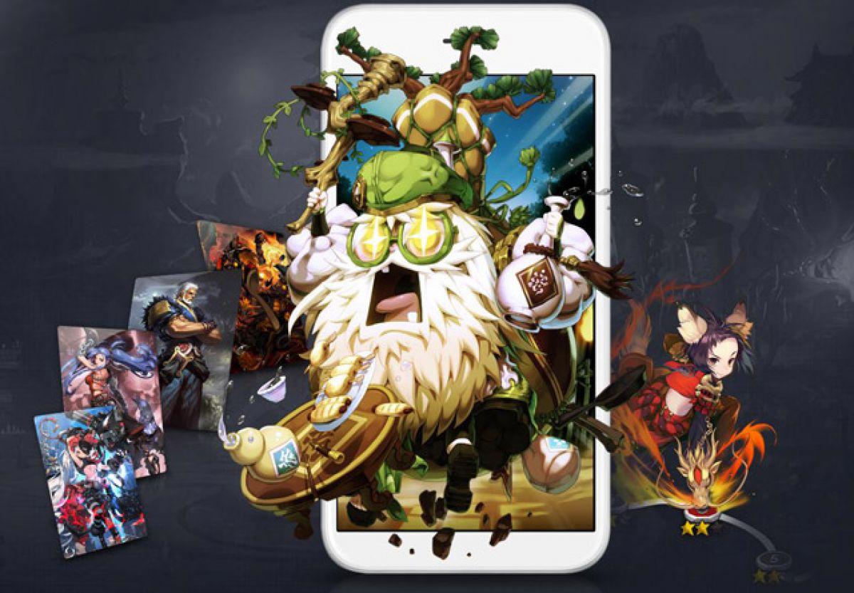 Blade and Soul - Игровой процесс мобильной версии