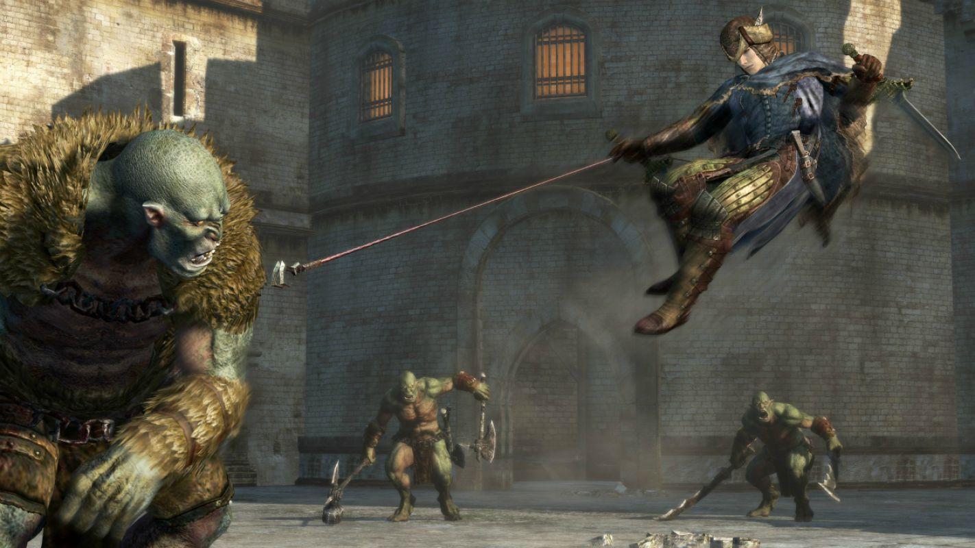 Dragon`s Dogma Online - Capcom представила третий трейлер и анонсировала дату первого альфа-тестирования