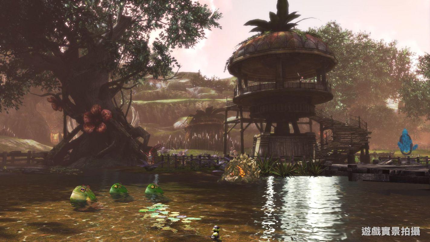 Age of Heroes - Анонс новой нон-таргет мморпг от тайваньских разработчиков