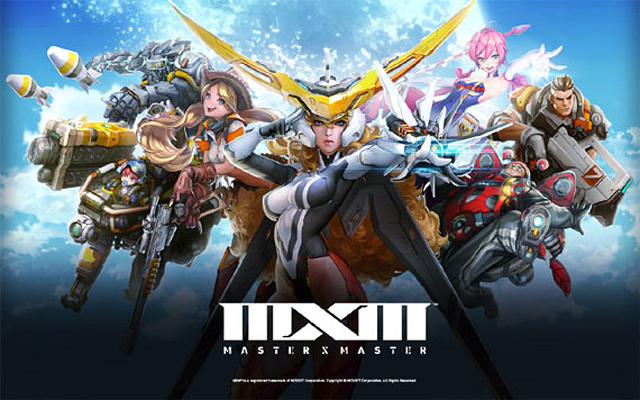 Master X Master - Новая Action/MOBA от NCsoft готовится к ОБТ