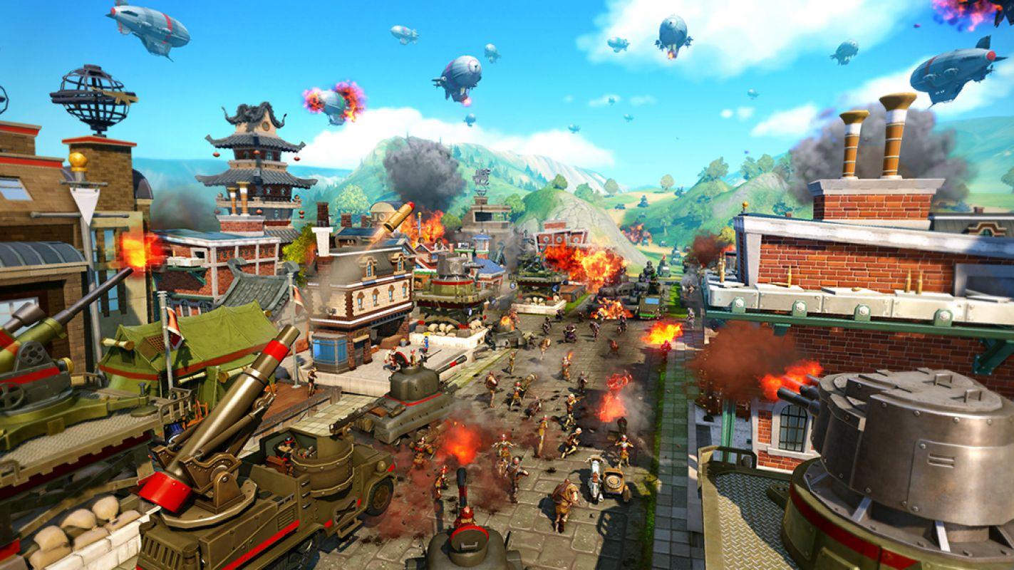 Civilization Online - Новые кадры геймплея в видеоинтервью с командой разработчиков
