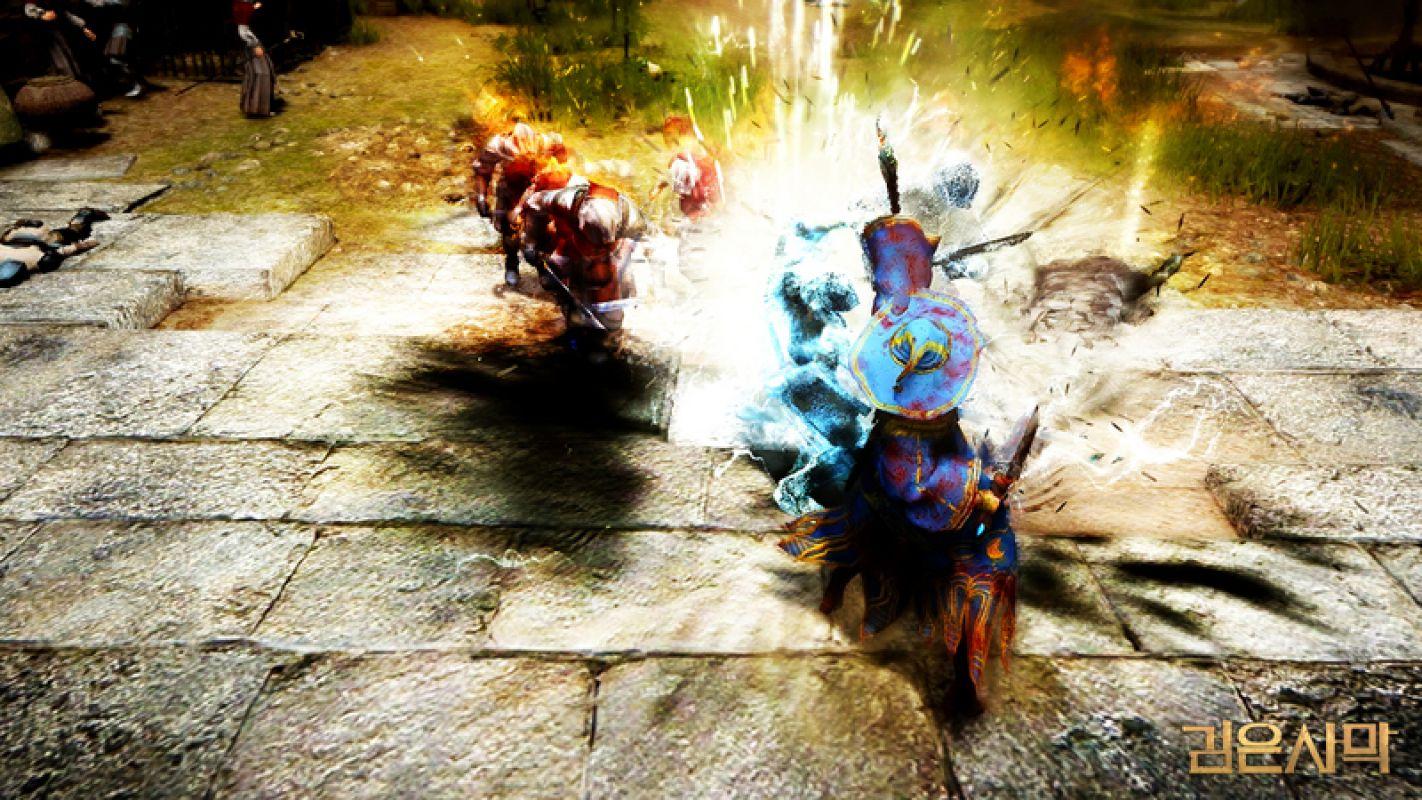 Знакомимся поближе с новыми персонажами Black Desert: Wizard и Witch