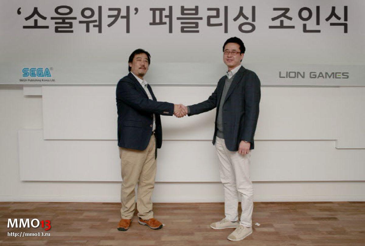 SEGA станет издателем Soul Worker в Корее