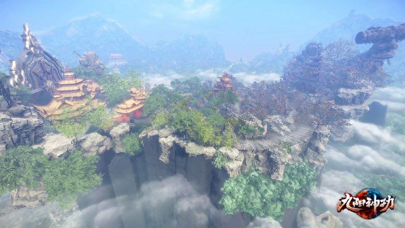 Китайское тестирование King of Wushu для платформы Xbox One начнется в октябре