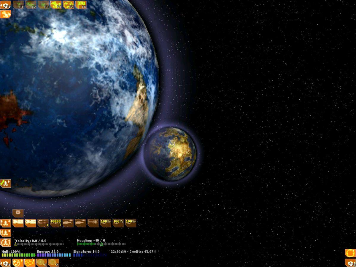 Темный космос игра
