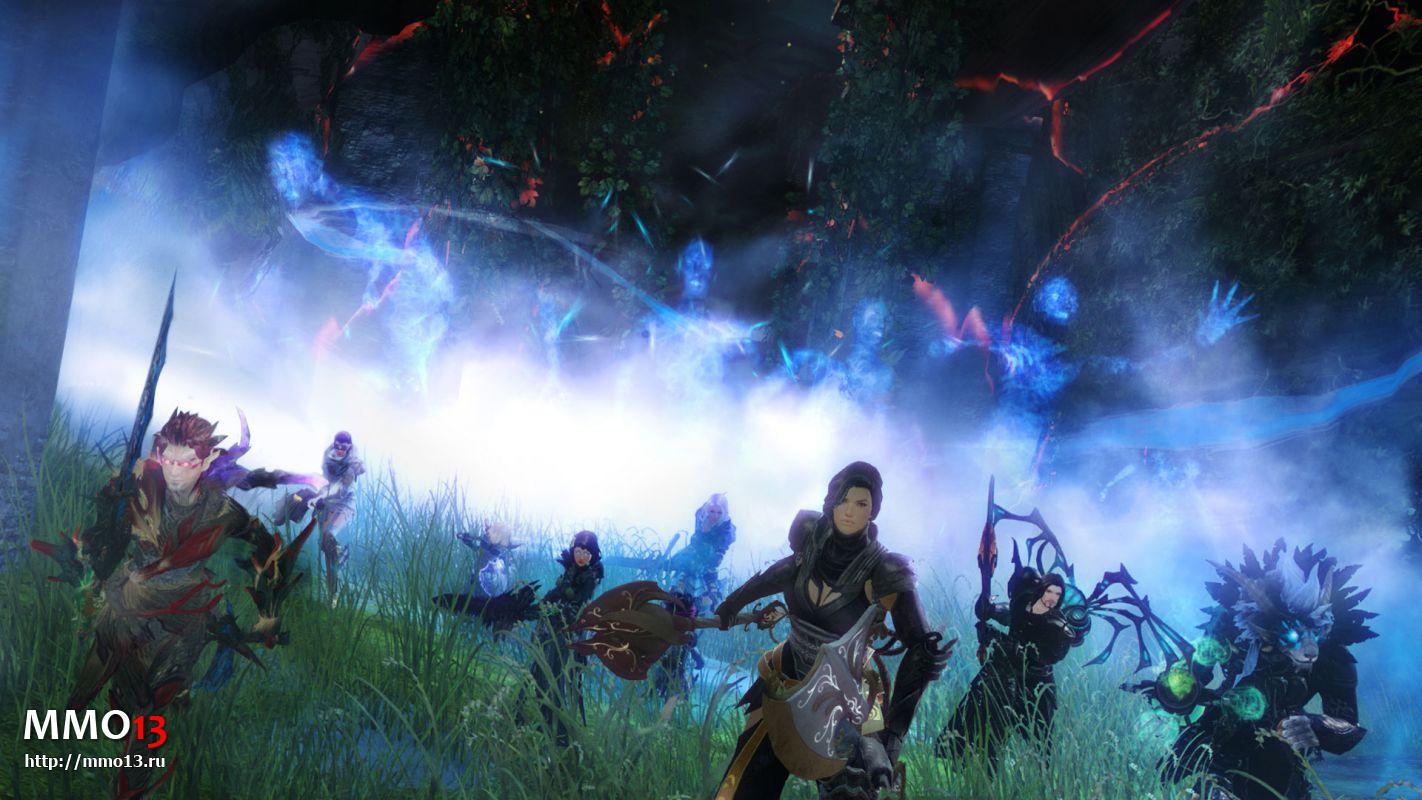 Заключительное тестирование дополнения Heart of Thorns для GuildWars 2