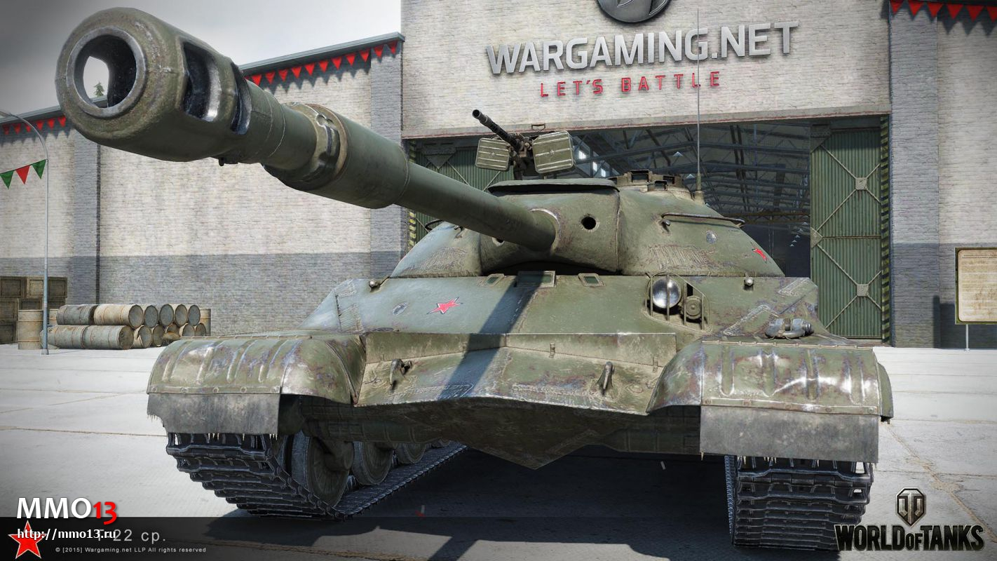 World of Tanks - Трейлер-Анонс обновления 10.0 Рубикон