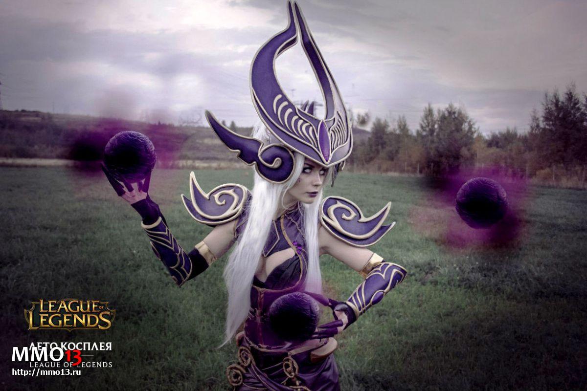 Невероятный косплей по League of Legends