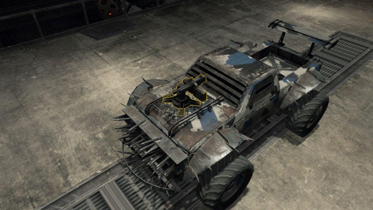 Блог разработчиков Crossout об оружии. Часть первая