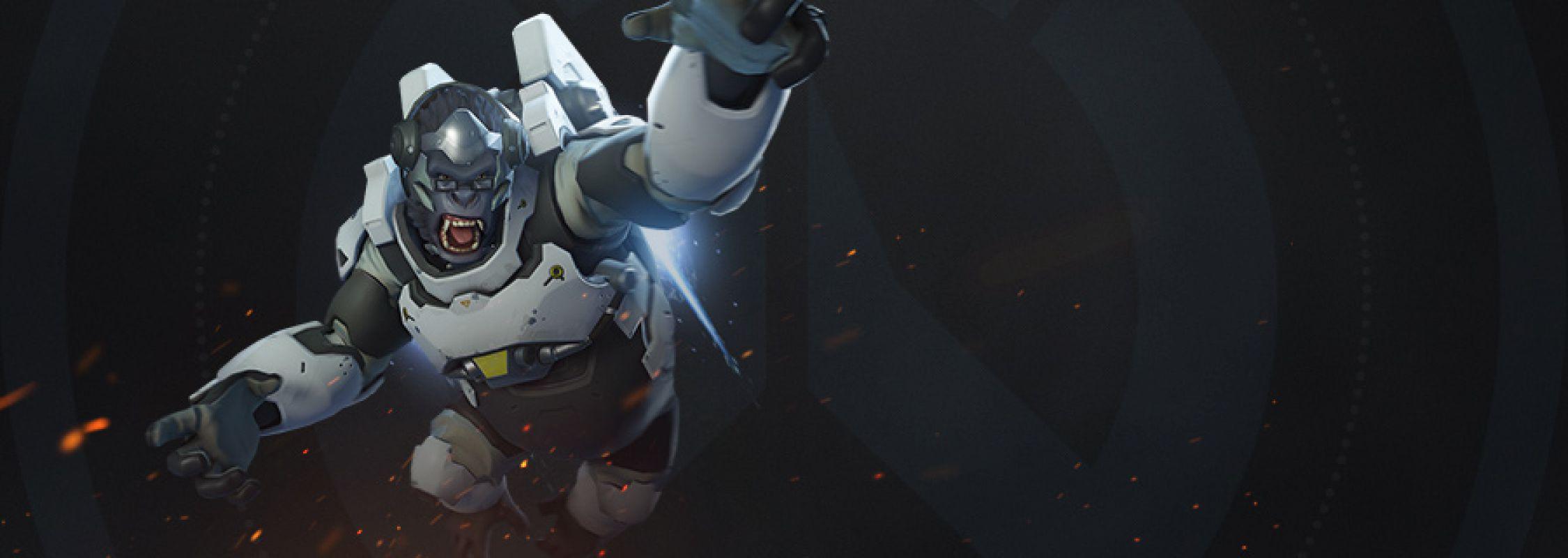 Официальный дебют Overwatch на Twitch
