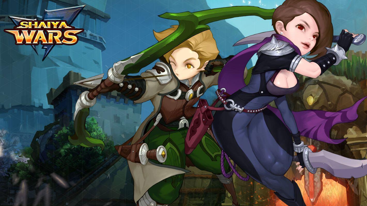 Раскрыты подробности о новой MMO Shaiya Wars