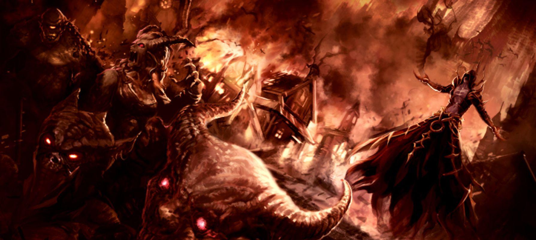 Закрытое бета-тестирование Devilian начнется 22 октября