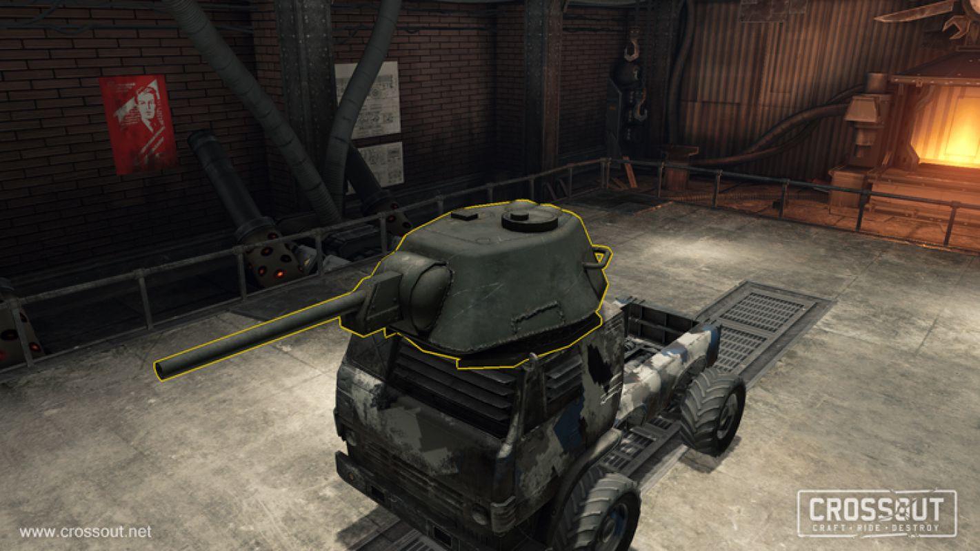 Блог разработчиков Crossout об оружии. Часть третья