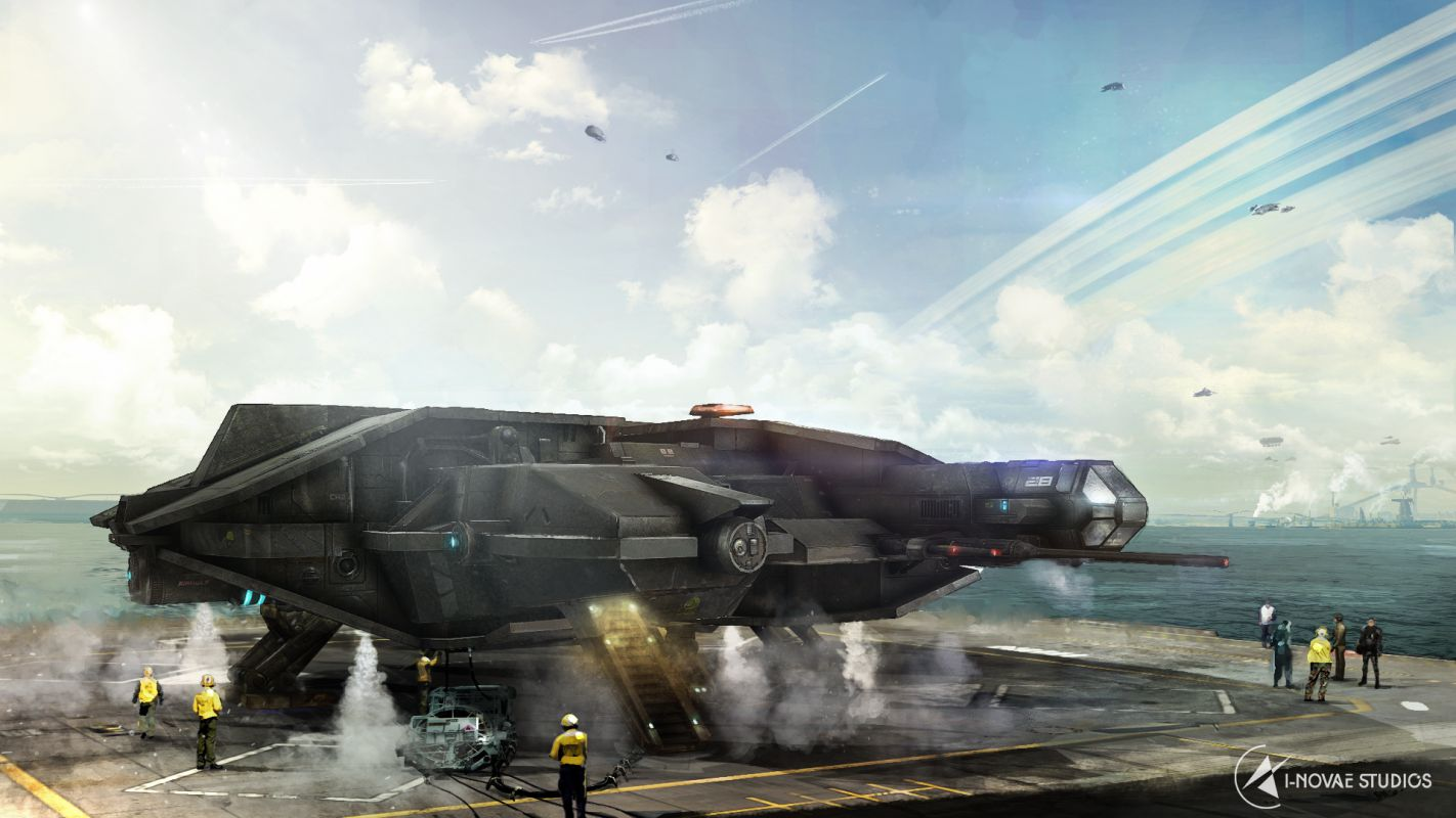 Запущена KickStarter-кампания проекта Infinity: Battlescape