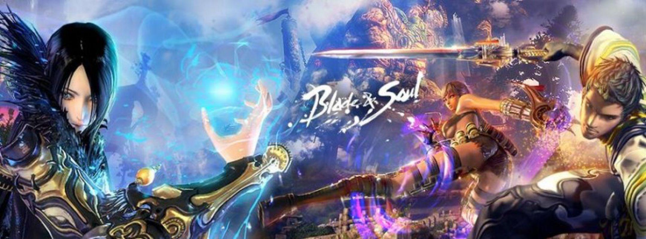 Официальный анонс русской версии Blade & Soul от компании Иннова