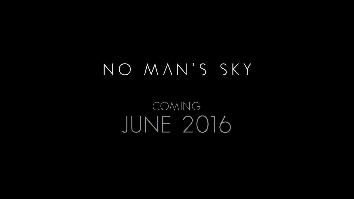 No Man's Sky - Новый трейлер и анонс сроков выхода игры