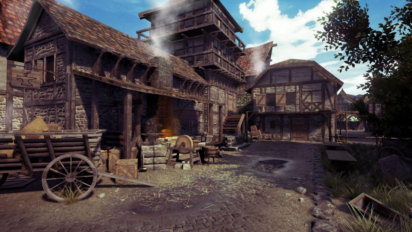 Ключевые особенности Chronicles of Elyria
