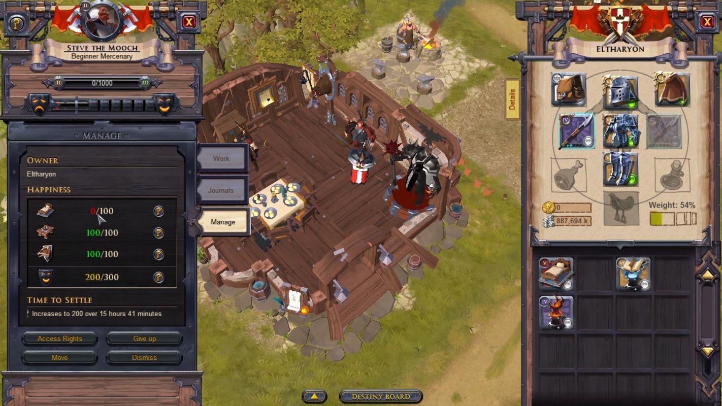 Albion Online - В игре появится рыбалка и система найма рабочих