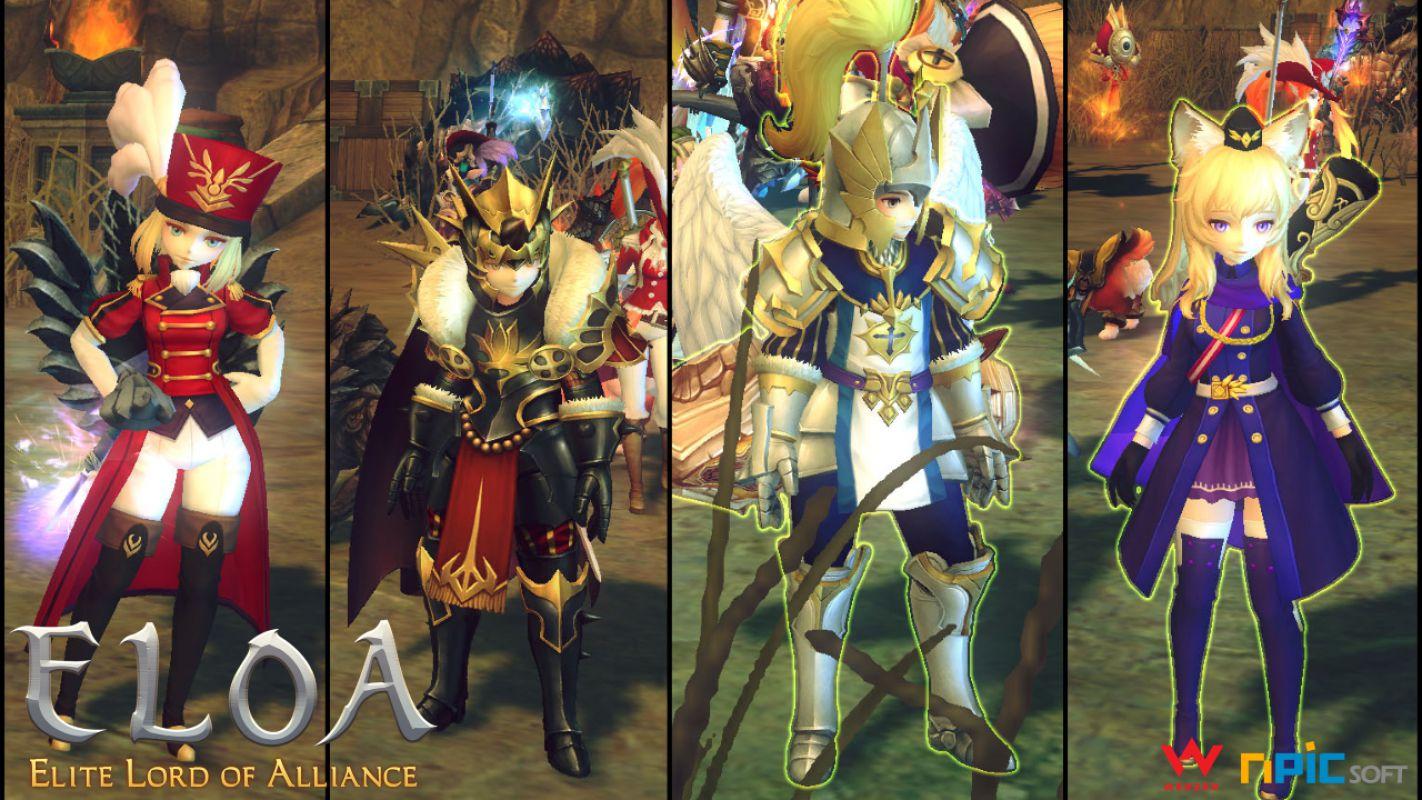 Elite Lord of Alliance - Анонс даты ОБТ