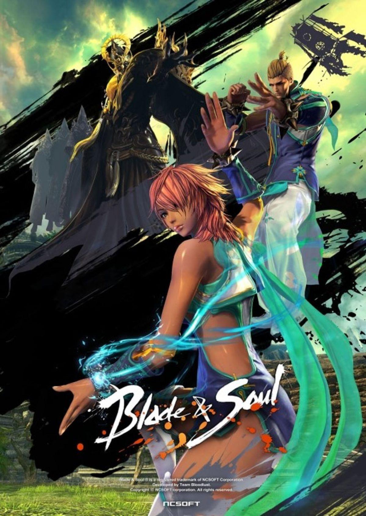 Корейская версия Blade & Soul отправилась в