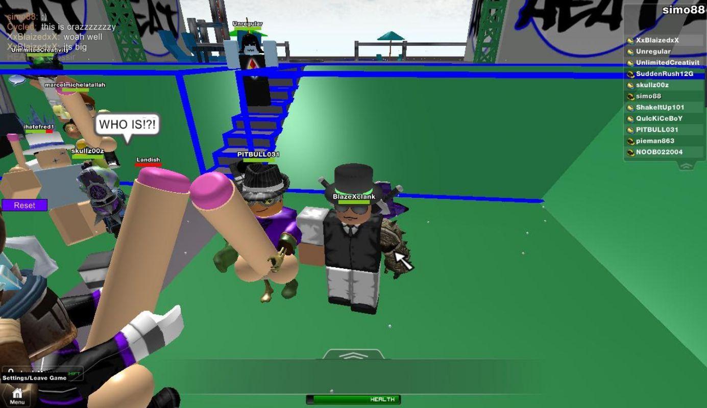 видео игры roblox