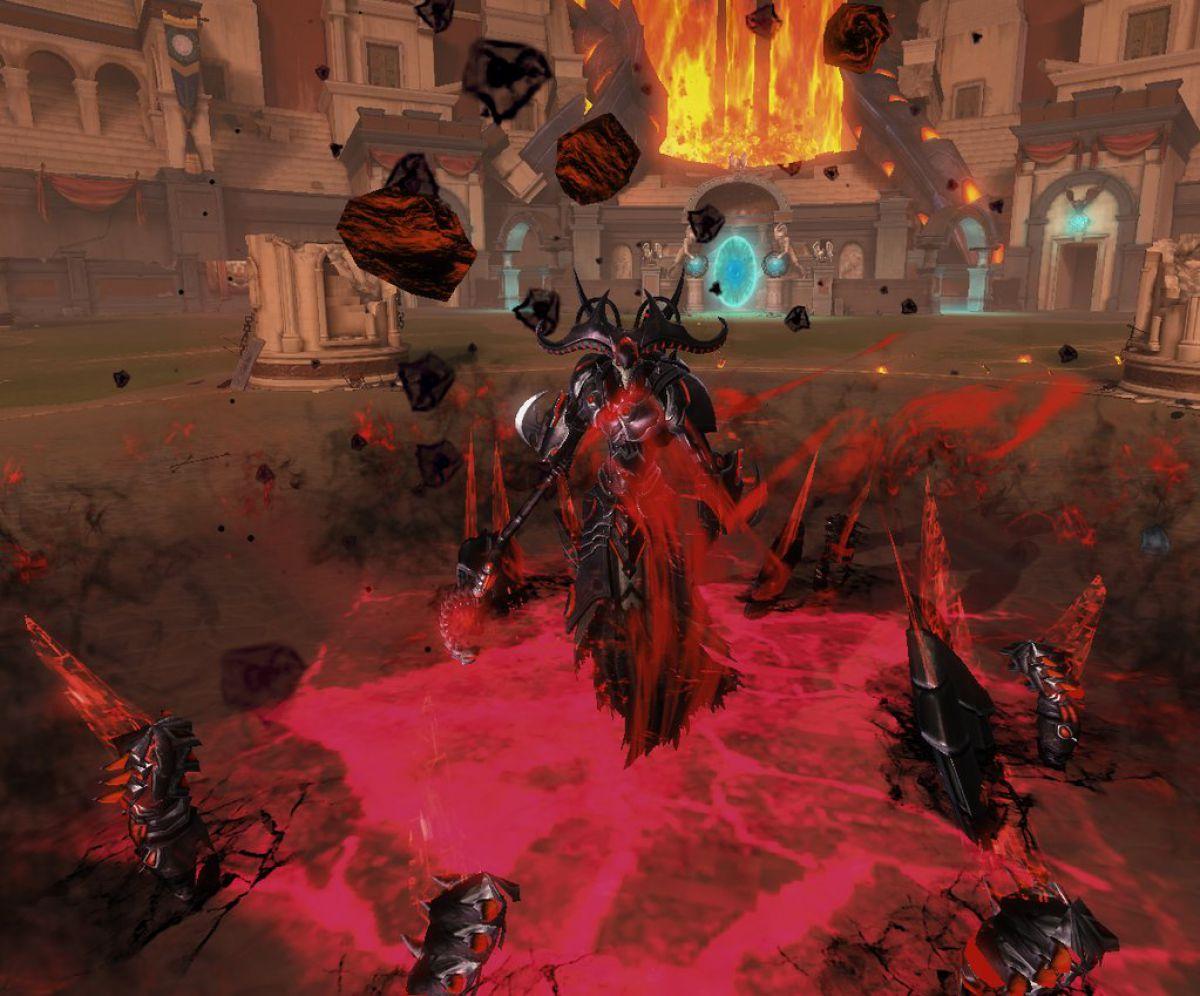Информация о следующем обновлении Smite «Escape from Underworld»