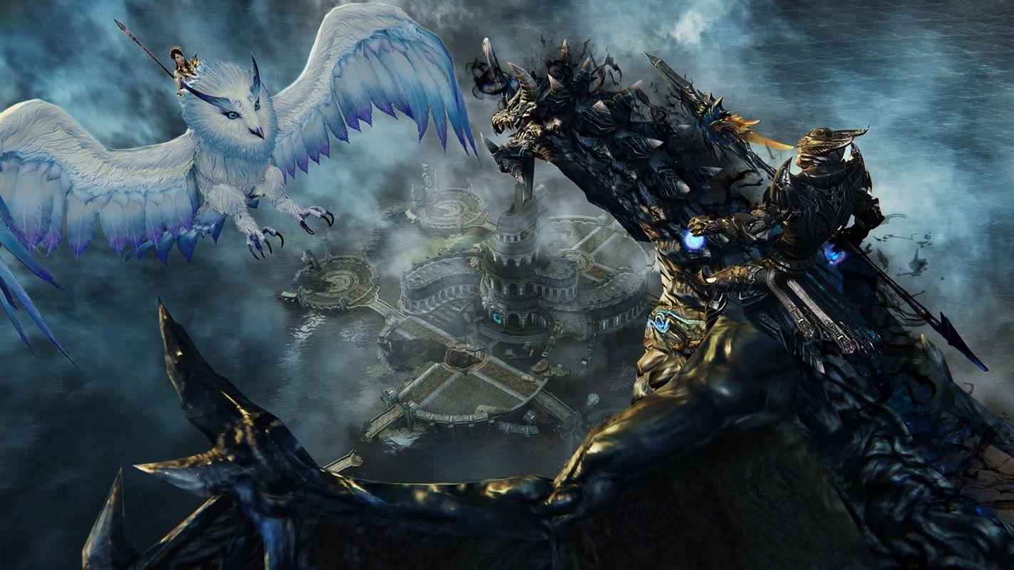 Анонсирован второй этап ЗБТ Riders of Icarus