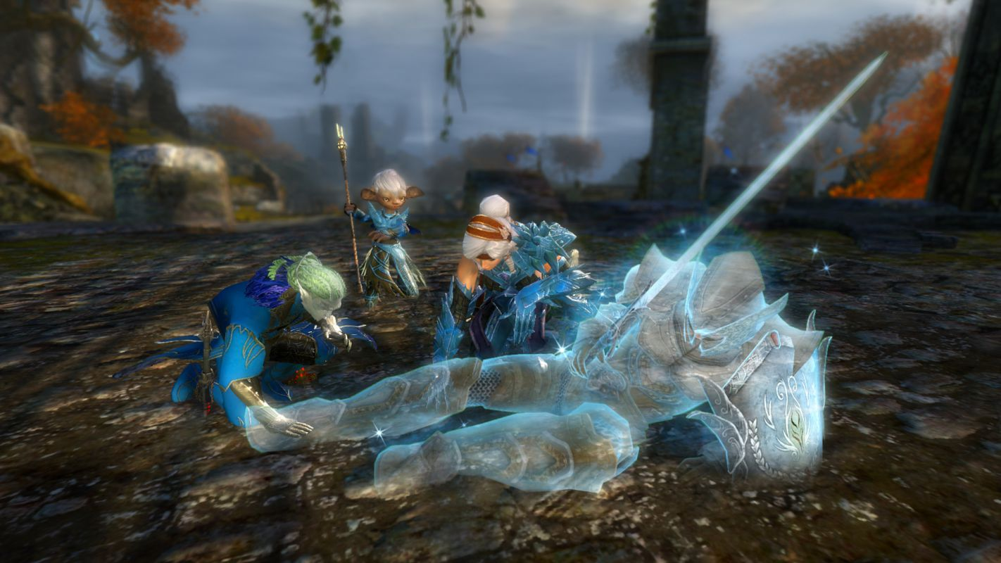 a review of the game guild wars 2