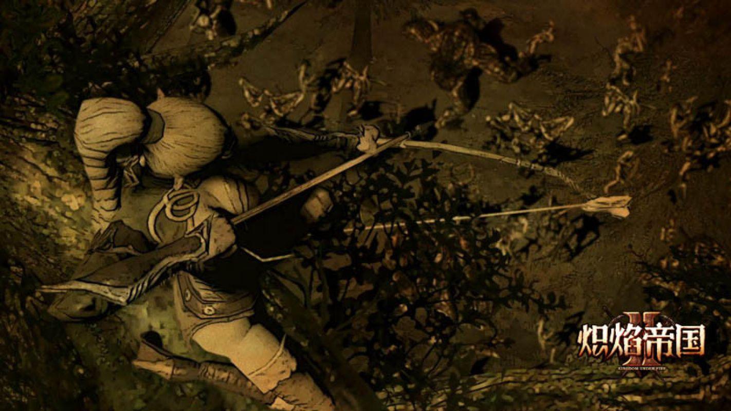 Китайская версия Kingdom Under Fire 2 приближается к «Кровавому тестированию»