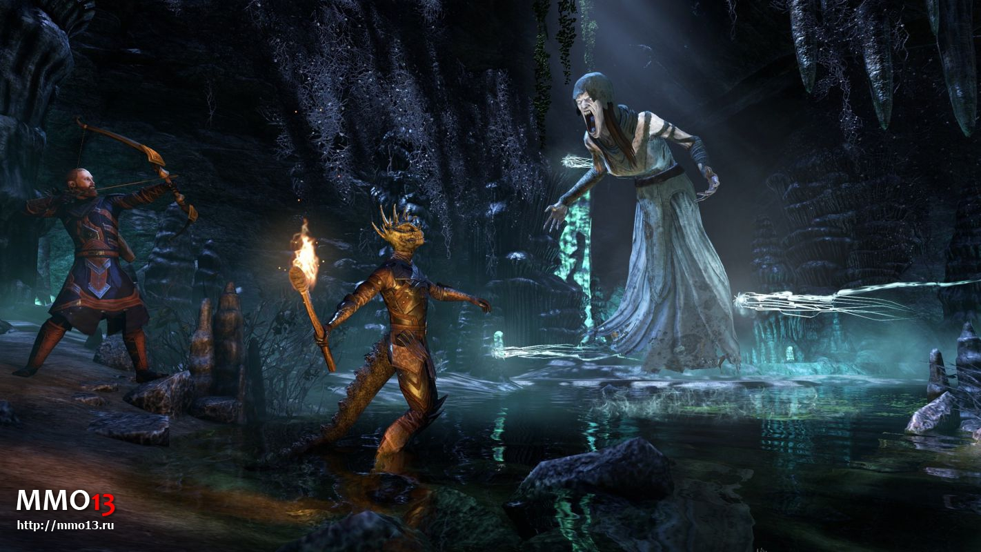 Тур по локациям дополнения Dark Brotherhood для Elder Scrolls Onlne