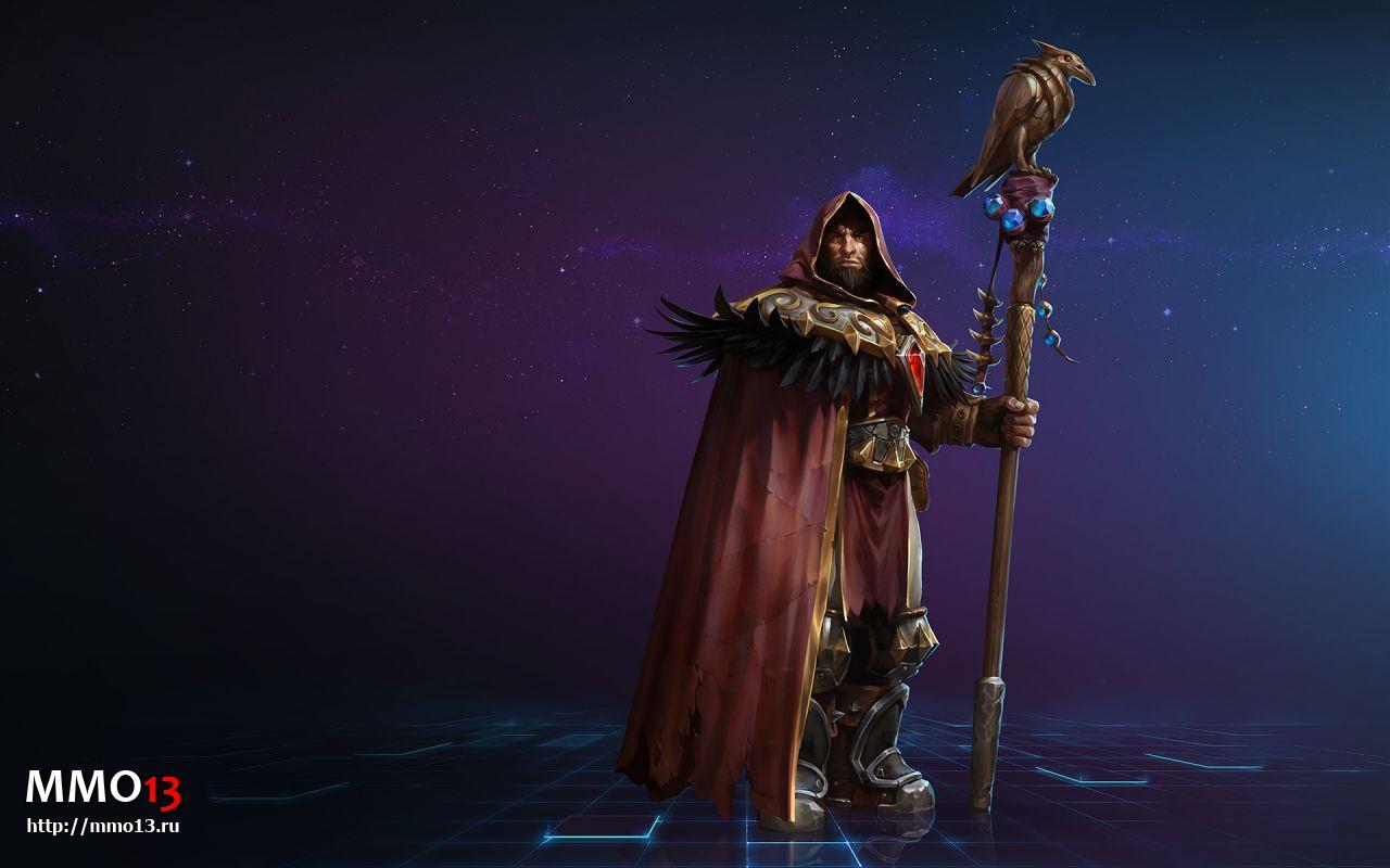 Новые герои для Heroes of the Storm
