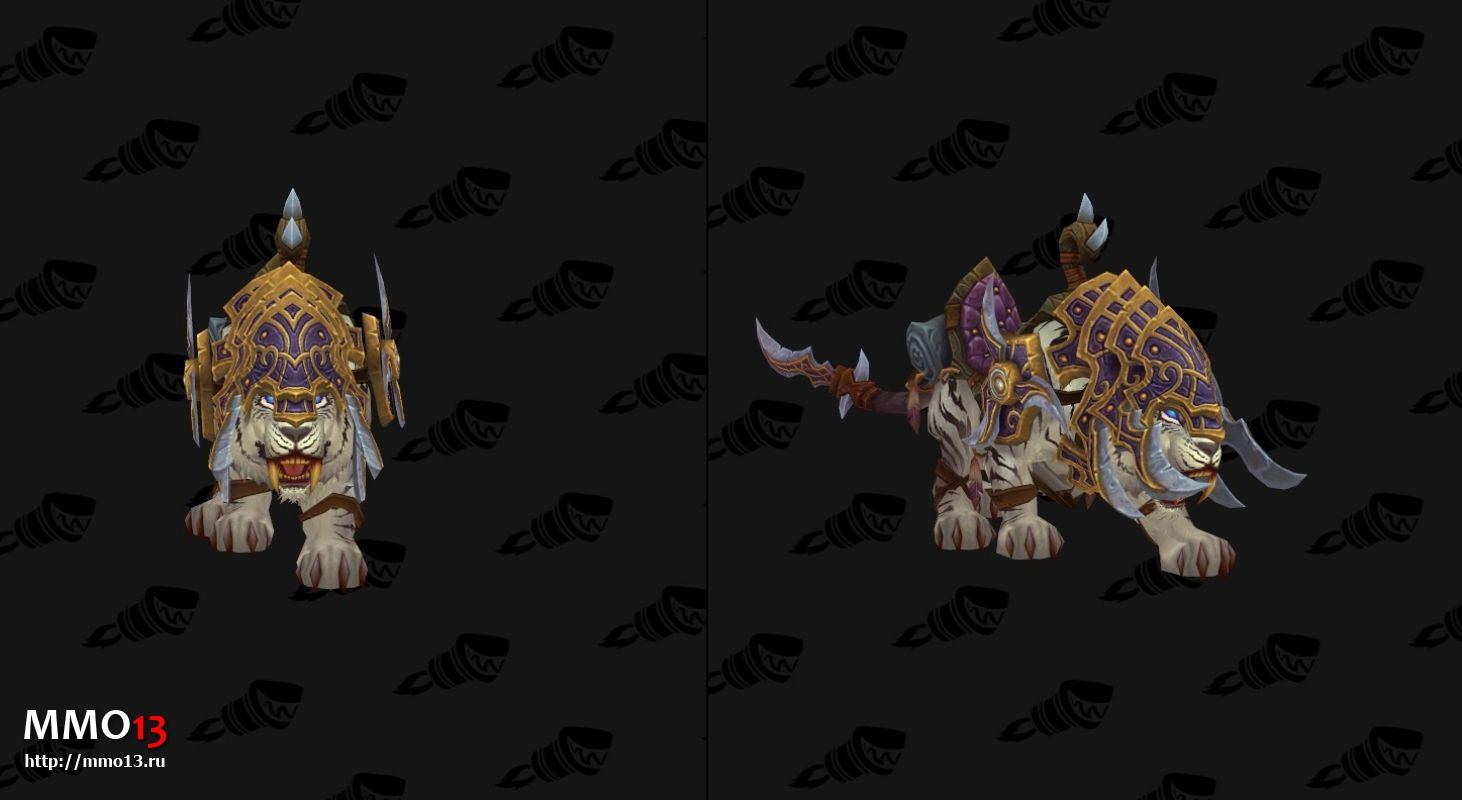Альфа-версия World Of Warcraft: Legion раскрыла интересные детали