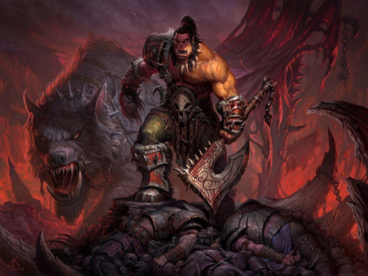 World of warcraft orc speak naked vids