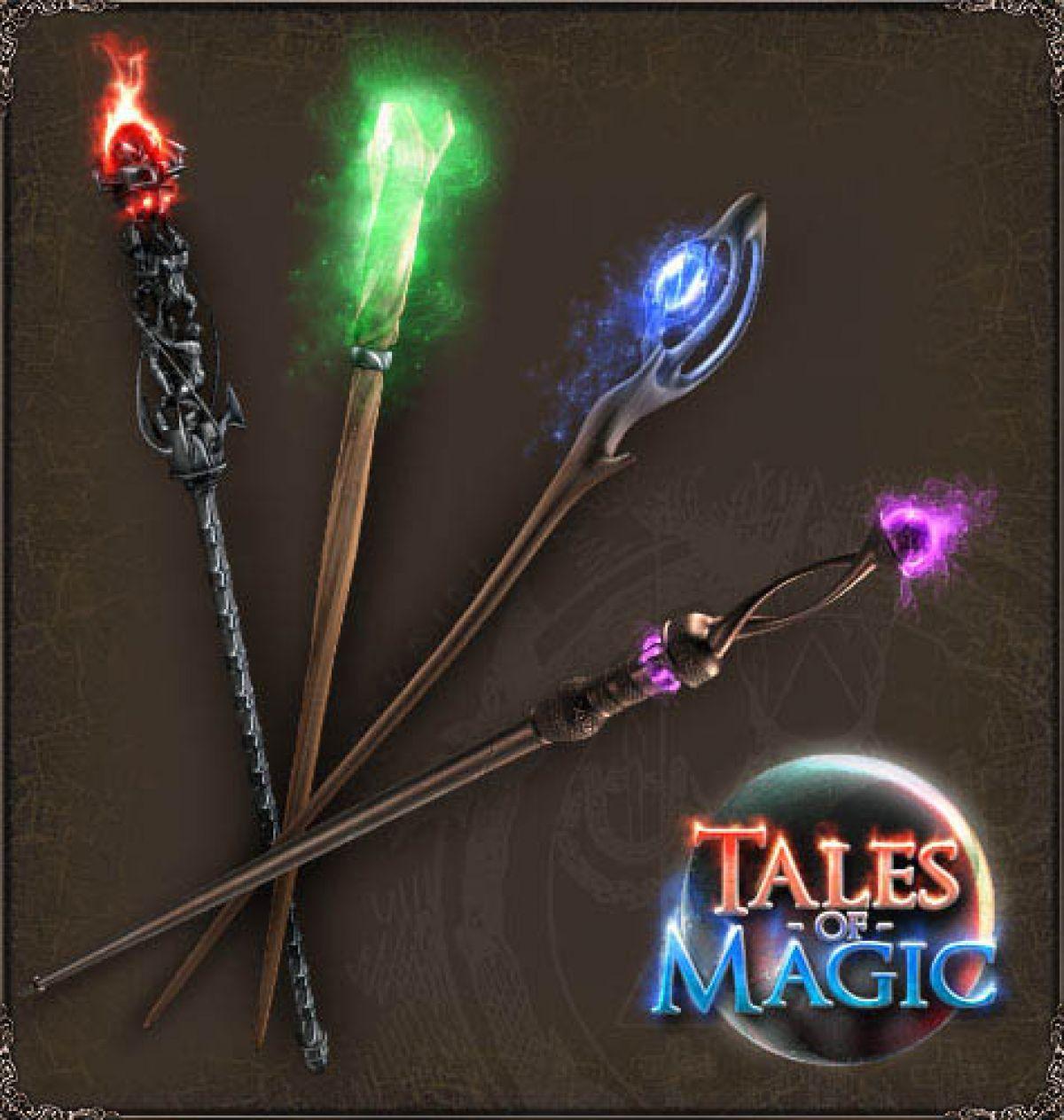 Как сделать волшебную палочку с магией своими руками