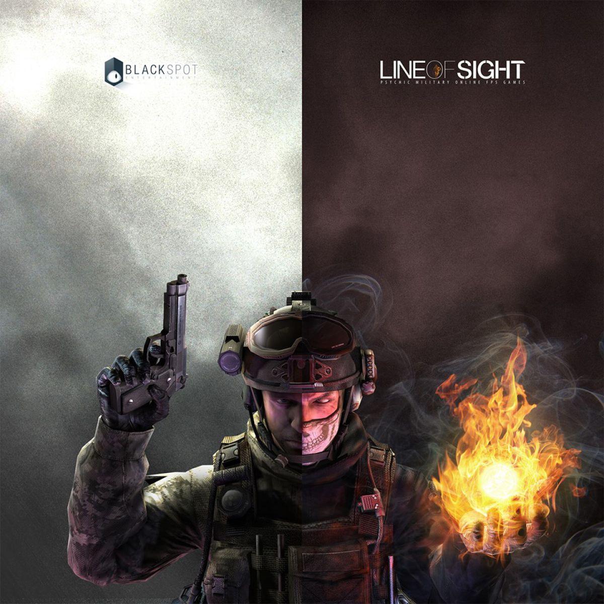 Новый бесплатный шутер Line of Sight появится в Steam в сентябре