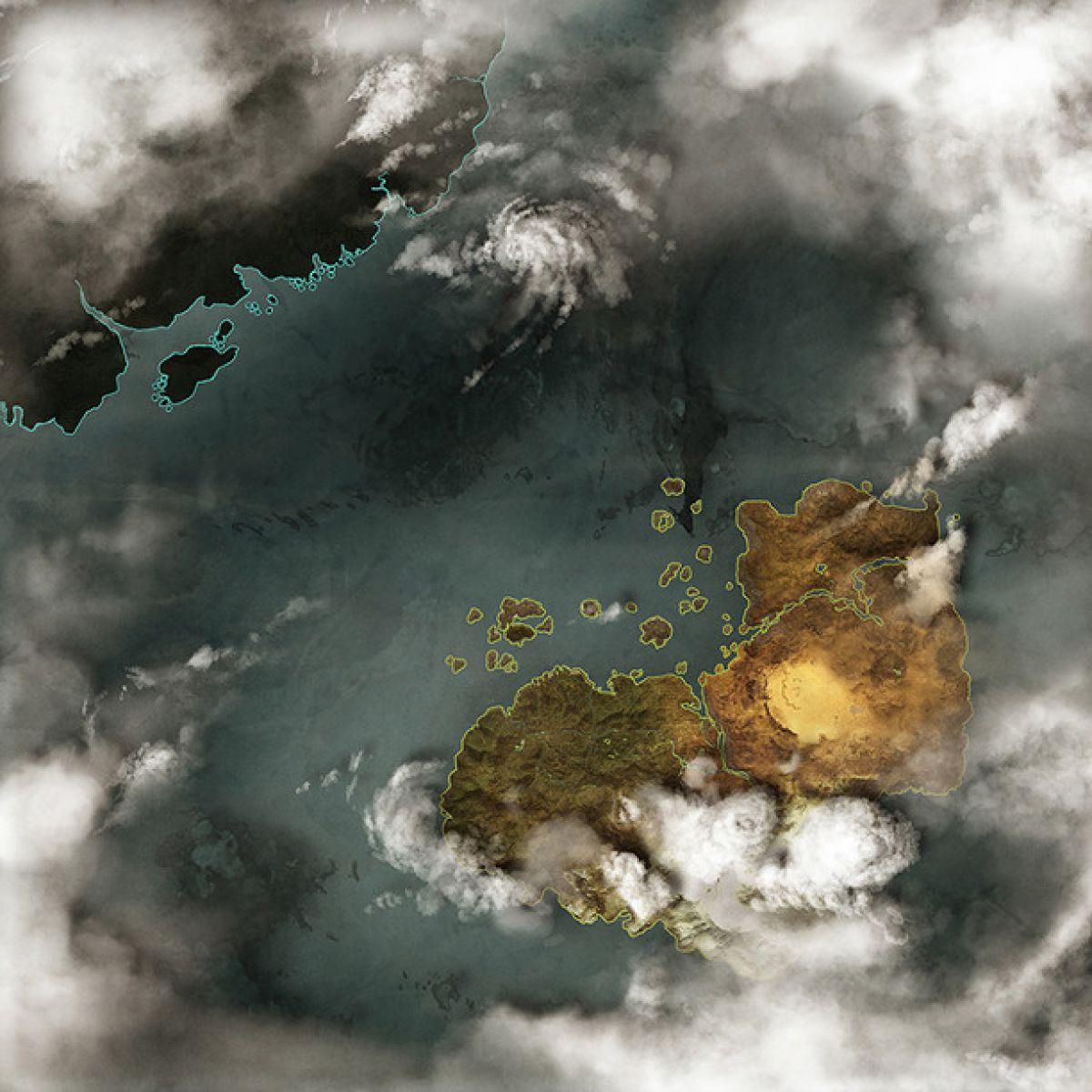 Массивное обновление морского контента на корейских серверах Black Desert
