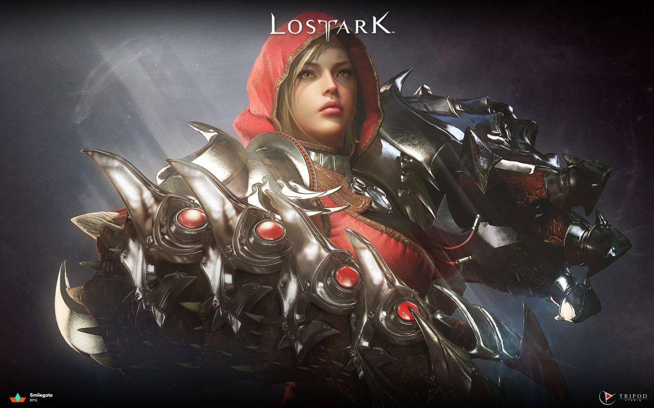 Новый концепт-арт с официального сайта Lost Ark