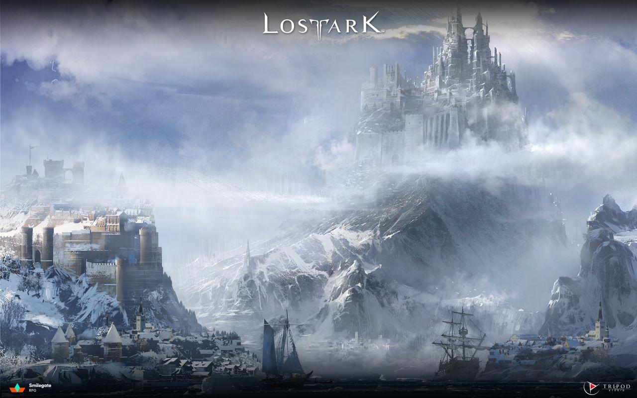 Время работы серверов Lost Ark на первом ЗБТ 15091