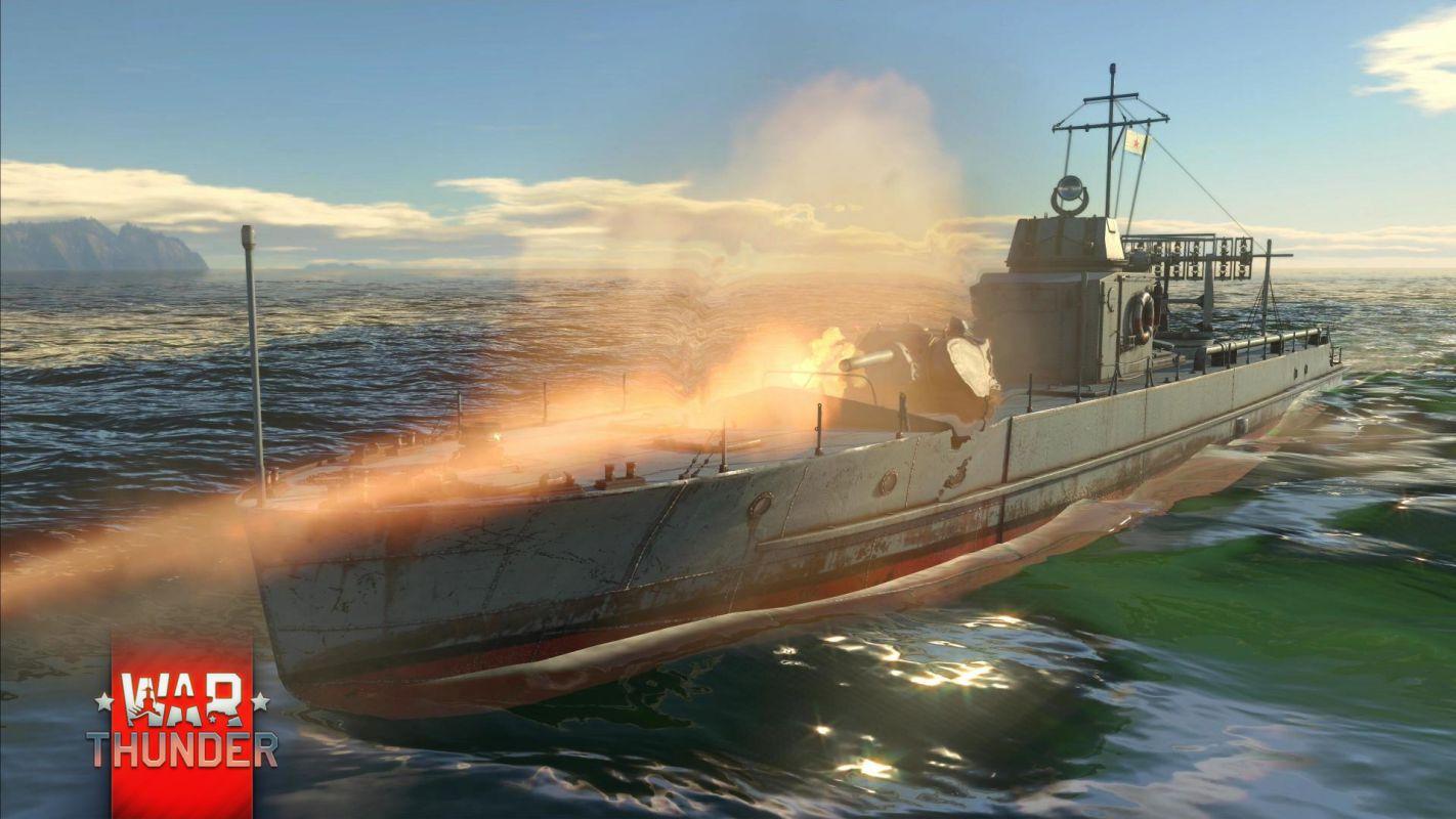 Морские сражения в War Thunder 14898