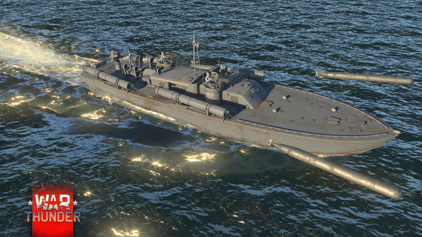 Морские сражения в War Thunder 14900