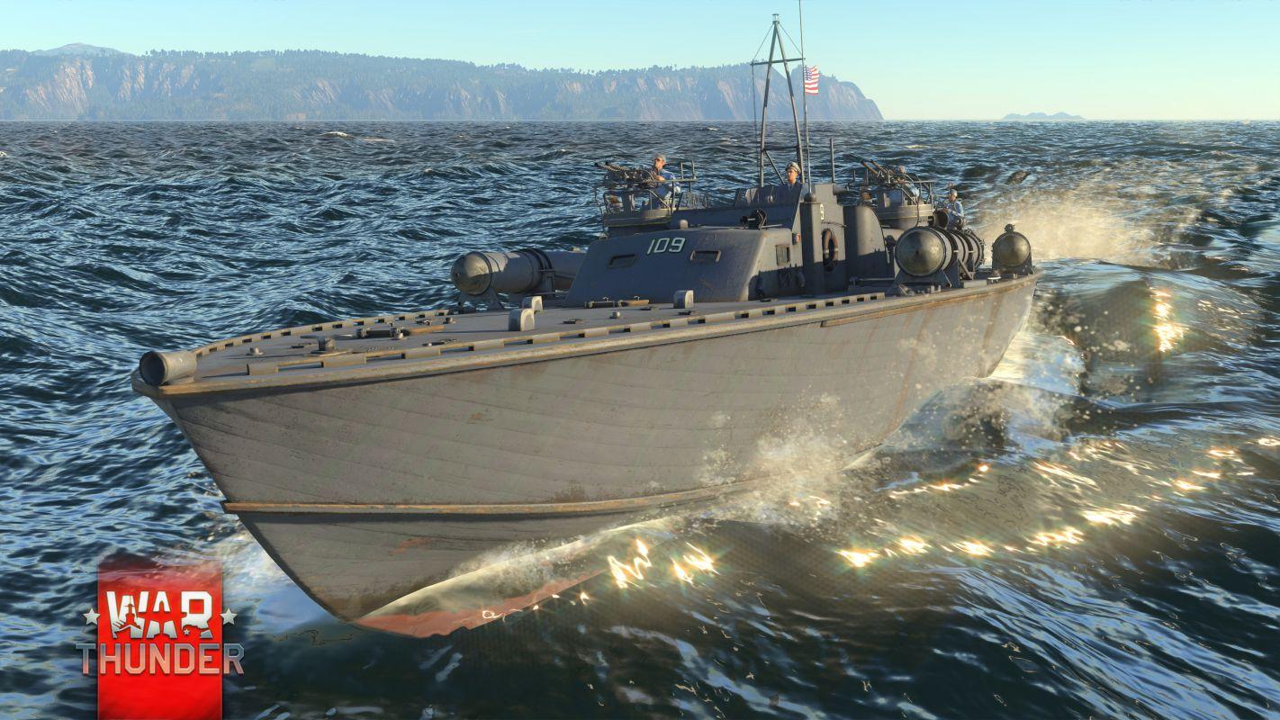 Морские сражения в War Thunder 14901
