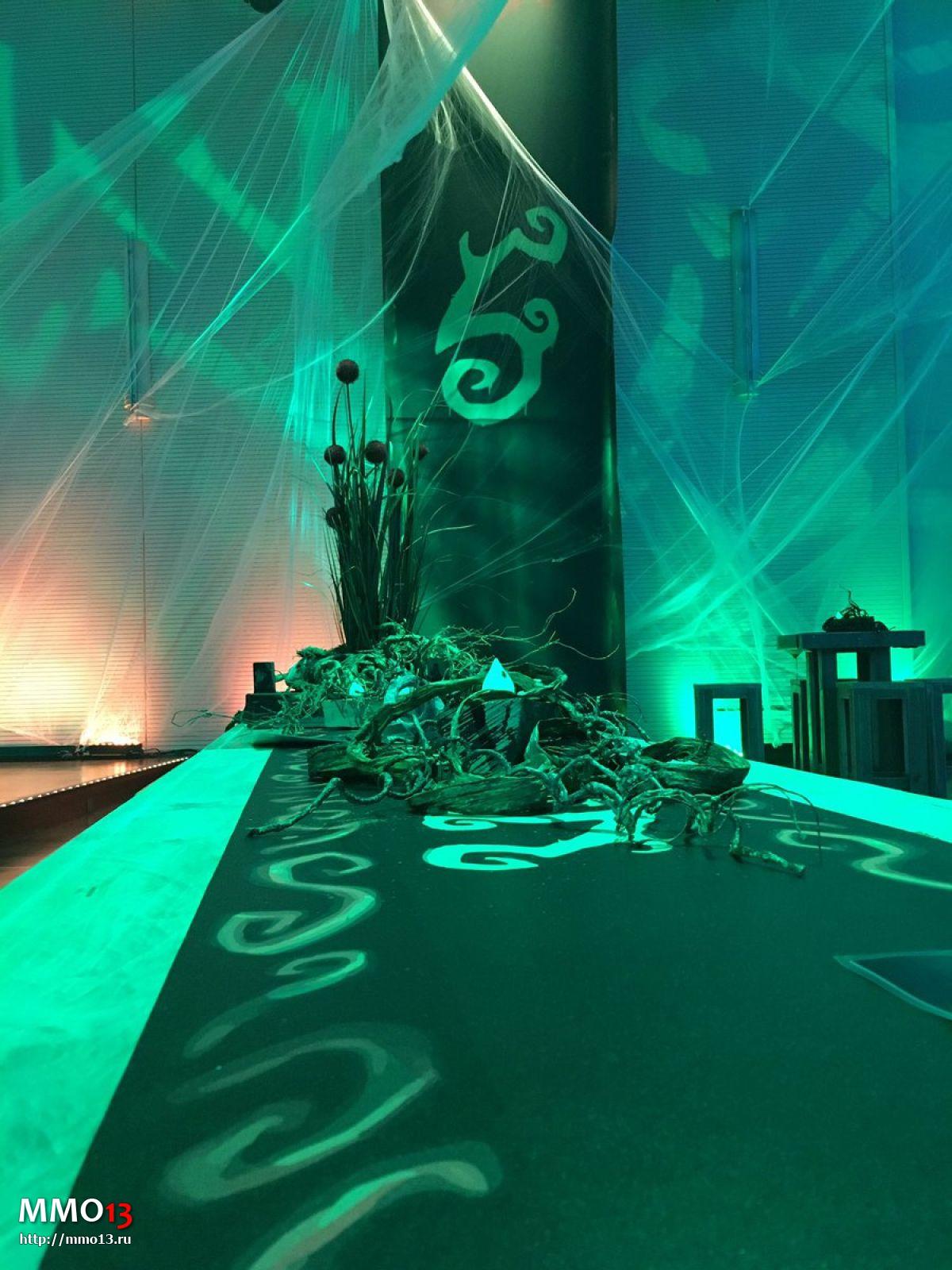 [GamesCom 2016] Blizzard Entertainment открыли Legion Cafe 15024
