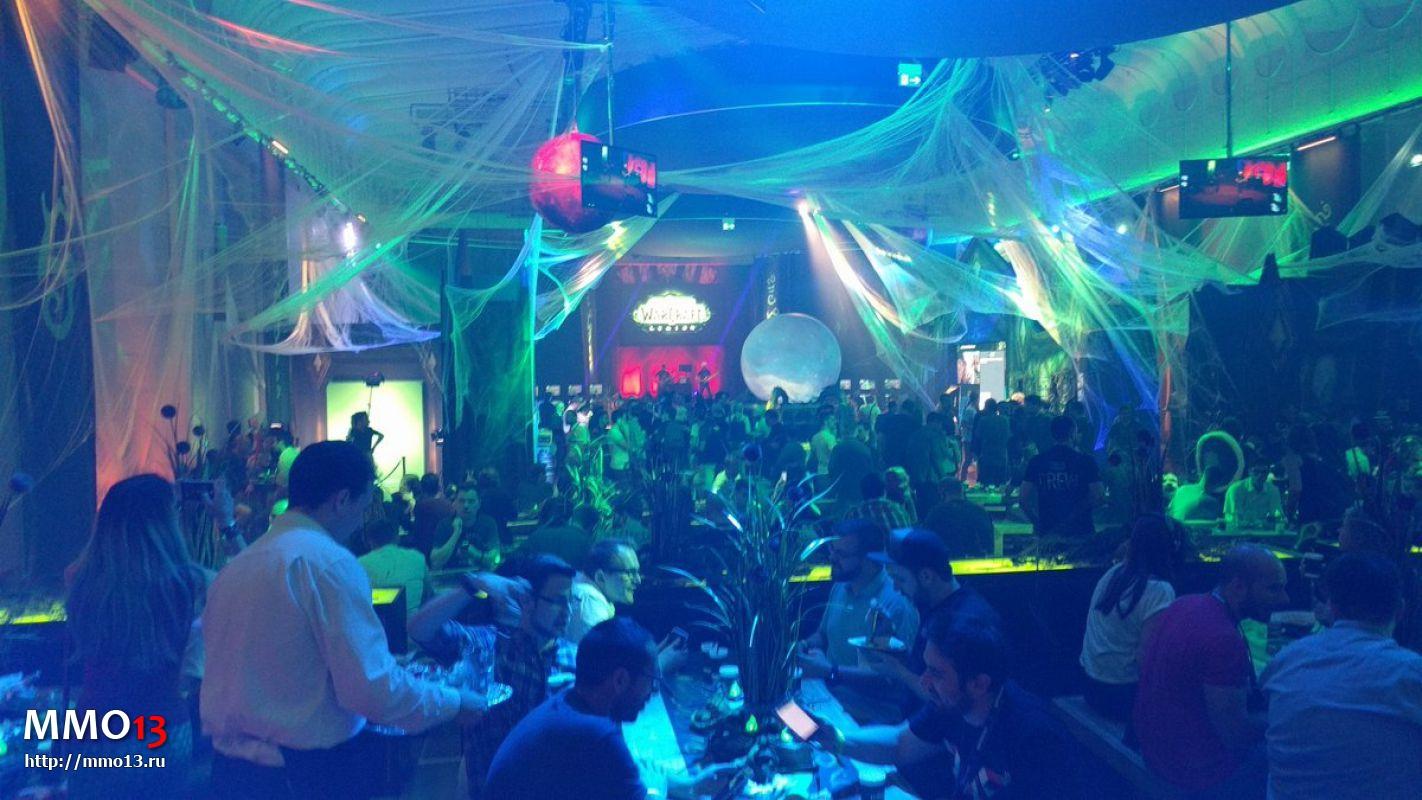 [GamesCom 2016] Blizzard Entertainment открыли Legion Cafe 15026